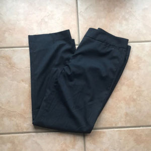 3/$30 Liz Claiborne Audra Pinstripe Dress Pants 8